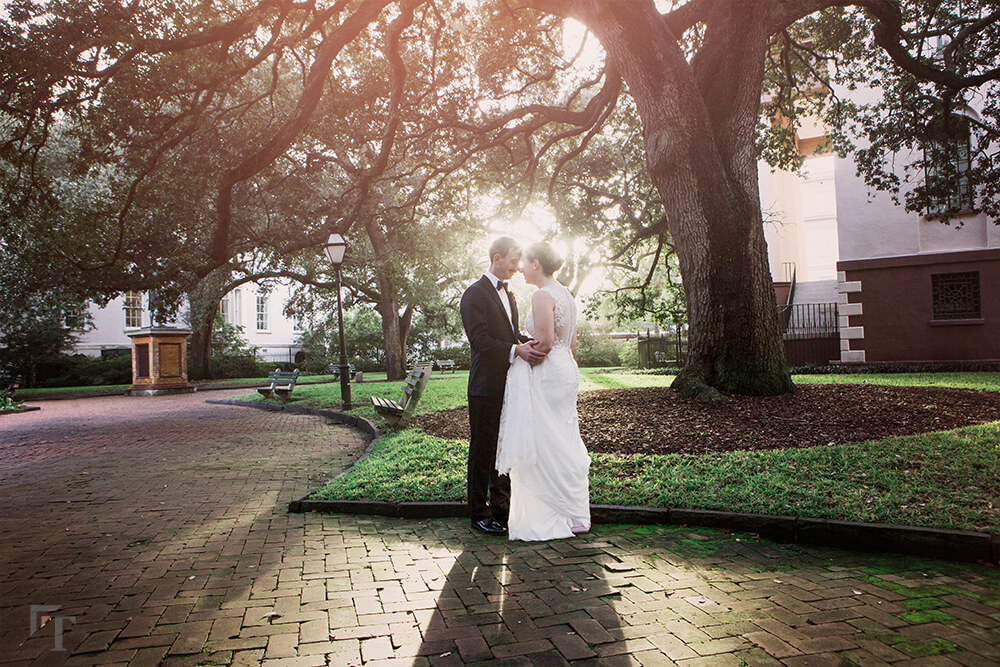 charleston sc wedding photograph