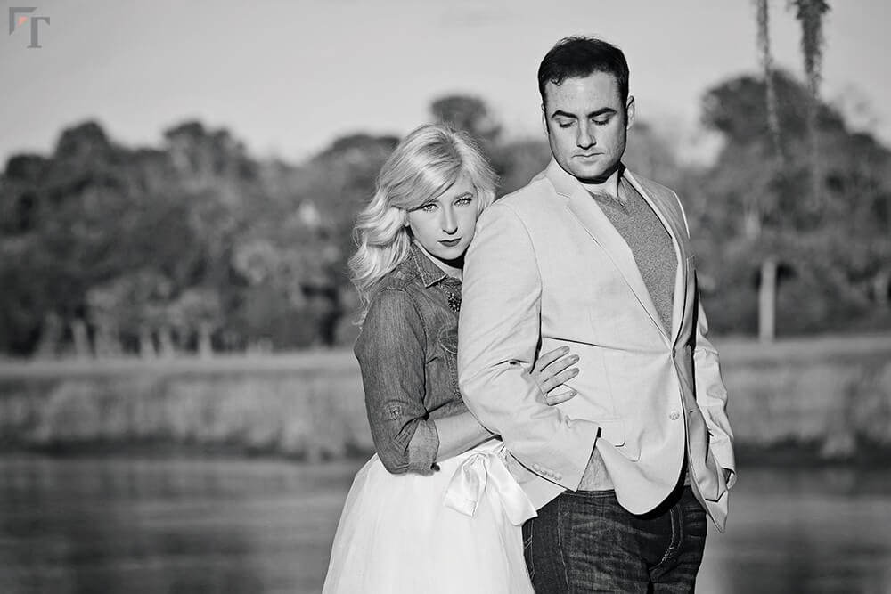 photography engagement charleston