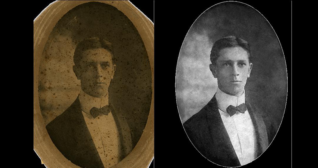 charleston photo restoration