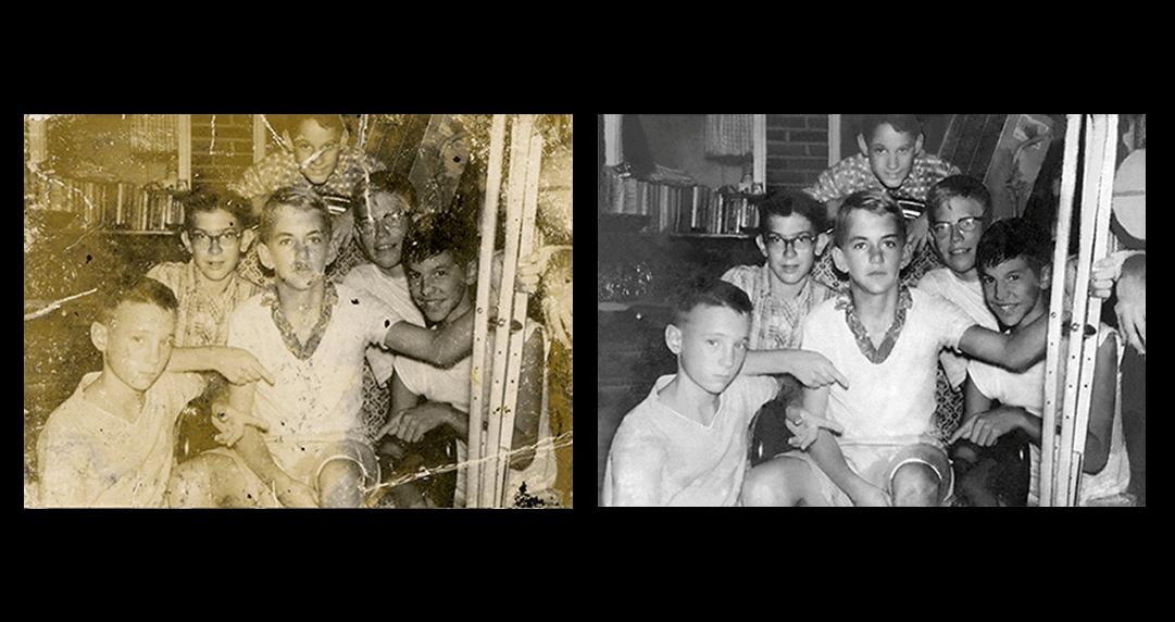 photo restoration charleston sc