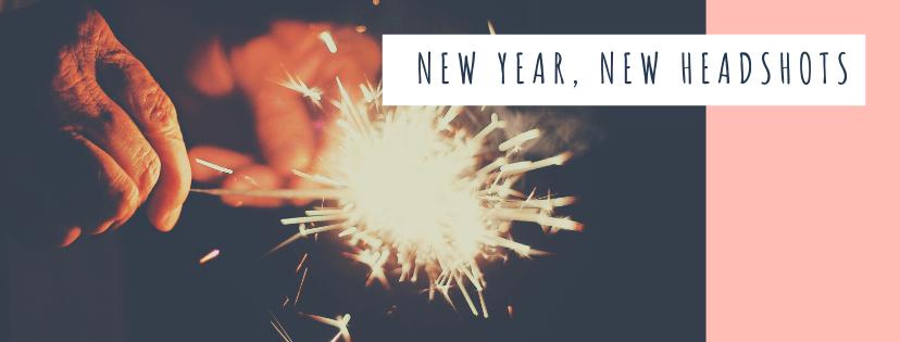 New Year, New Headshots